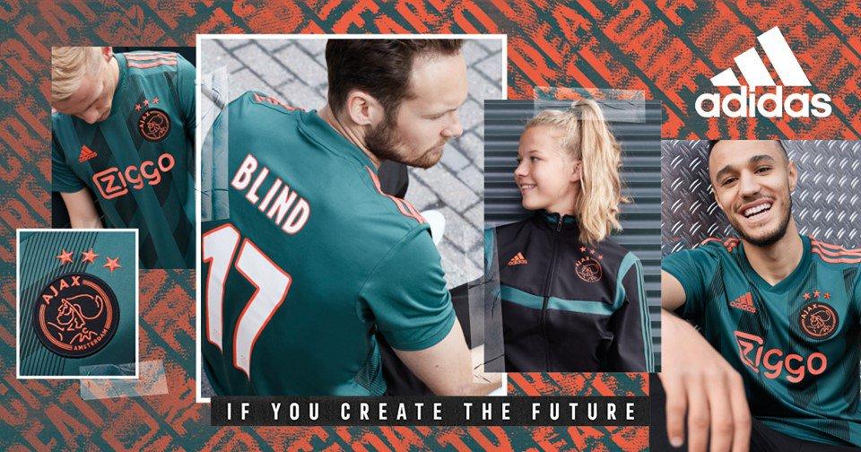 Ajax Uitshirt 2019-2020