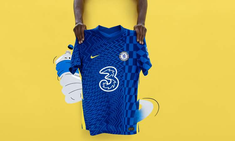 Chelsea Thuisshirt 2021-2022