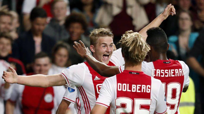 De Eredivisie als leerschool: de 10 grootste talenten van 2017