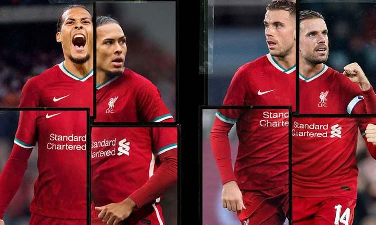 Liverpool Thuisshirt 2020-2021