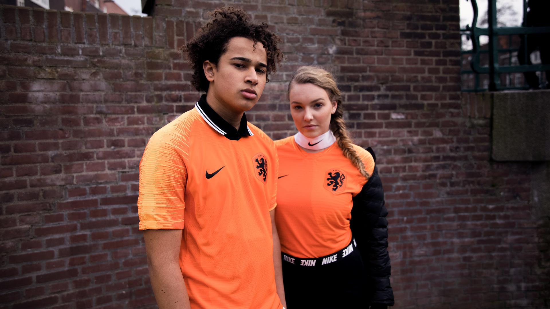 Nederlands Elftal shirt 2018 2019