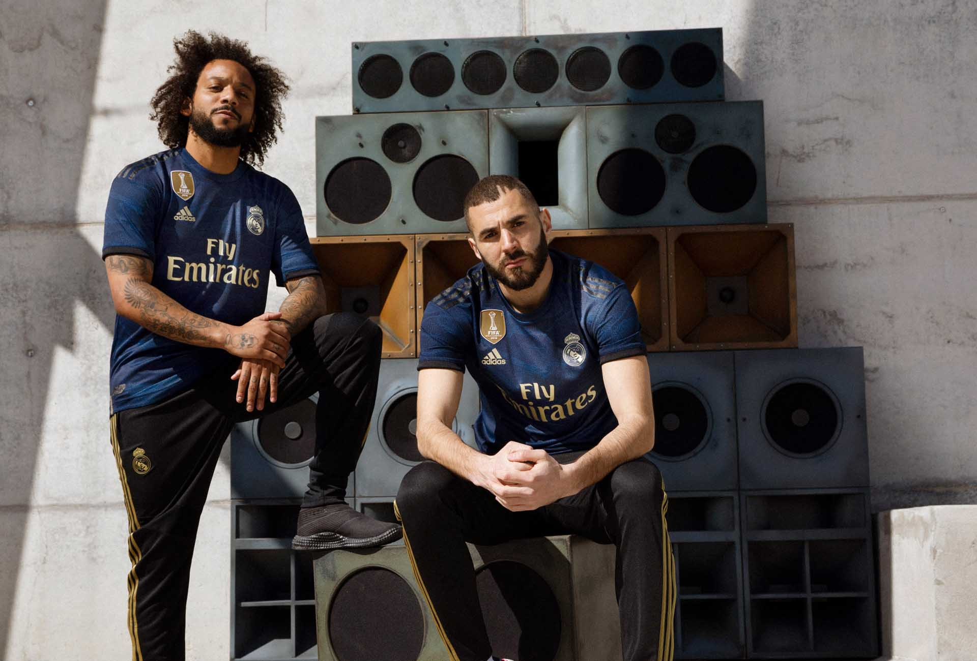 Real Madrid Uitshirt 2019-2020