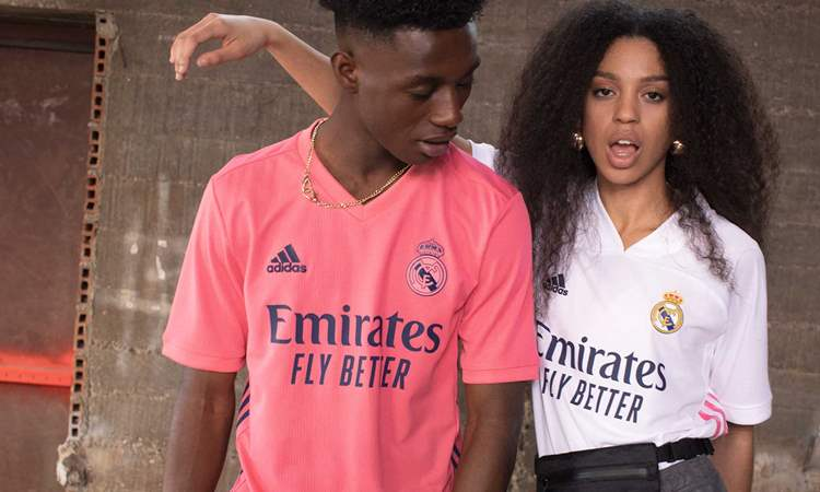 Real Madrid Thuisshirt 2020-2021