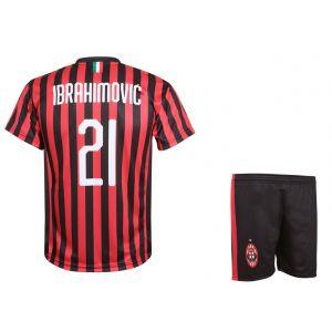 AC Milan Voetbaltenue Zlatan Ibrahimovic 2019-2020 Kids-Senior