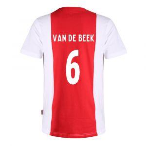 T-shirt Ajax Logo Beek Katoen Kids - Senior