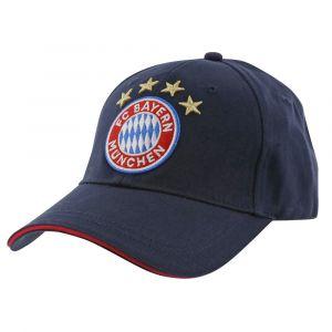 FC Bayern Munchen Cap Blauw