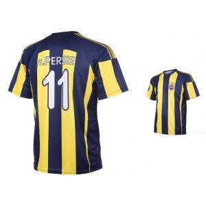 Fenerbahçe Voetbalshirt Van Persie Thuis 2015-2016 - maat 92 - OP=OP