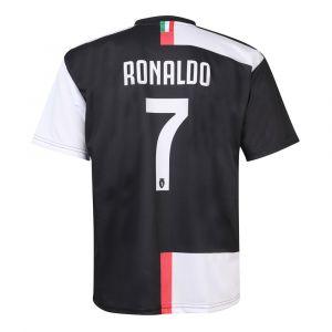 Juventus Voetbalshirt Ronaldo Thuis 2019-2020 Kids-Senior