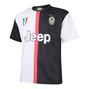 Juventus Voetbalshirt Thuis Eigen Naam 2019-2020 Kids