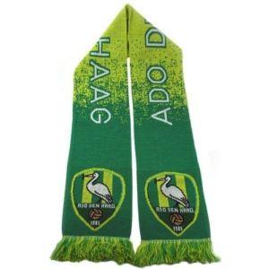 Sjaal ado groen/geel