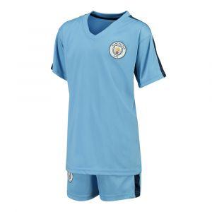 Manchester City Voetbaltenue Eigen Naam 2019-2020