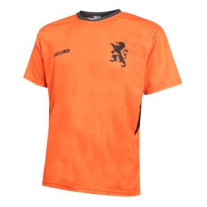 Nederlands Elftal Voetbalshirt Eigen Naam - EK 2021 - Oranje - Kids - Senior
