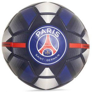 PSG Voetbal Metallic Blauw