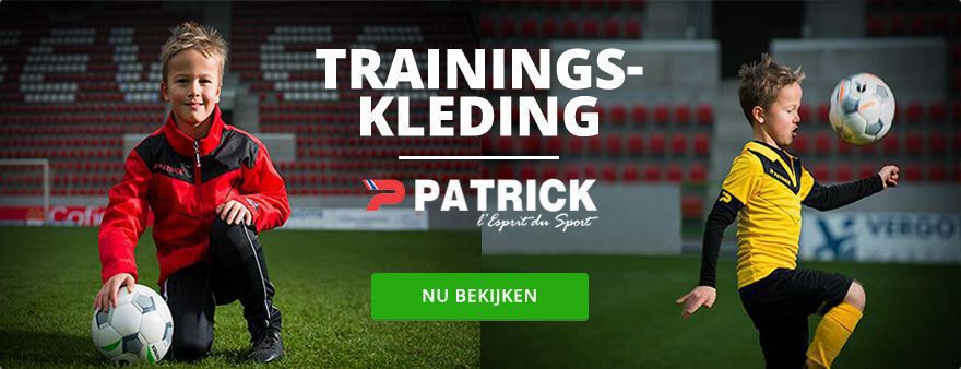 Patrick voetbalkleding