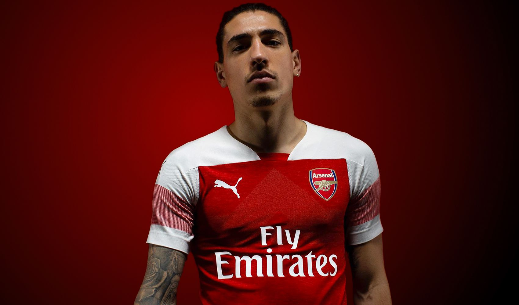 Arsenal thuisshirt 2018-2019