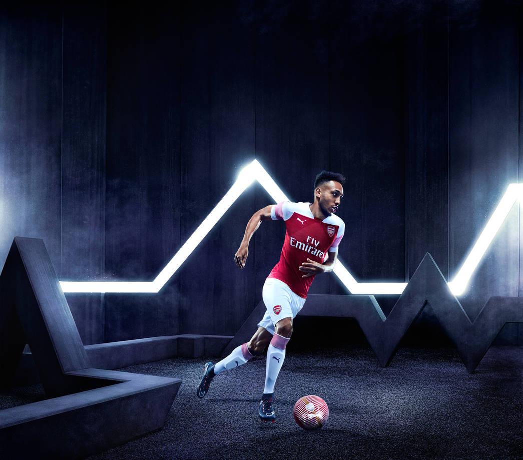 Arsenal thuis shirt 2018-2019