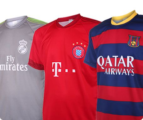 Goedkope voetbalshirts