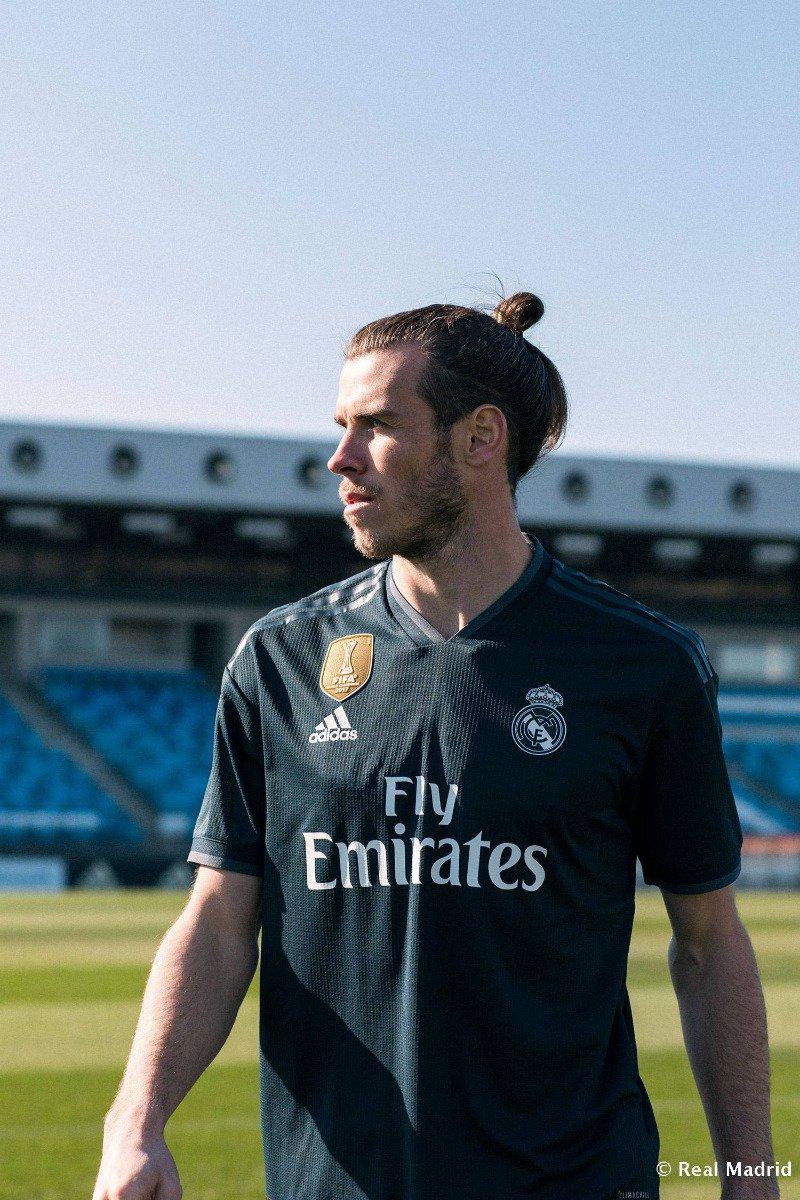 Real Madrid uit voetbalshirt 2018-2019
